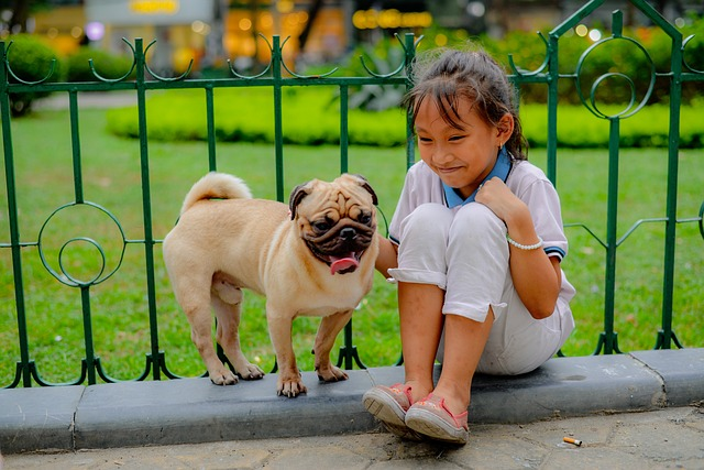 Happy Pets and Kids