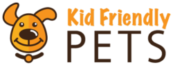 Kid Friend Pets Logo 480x180